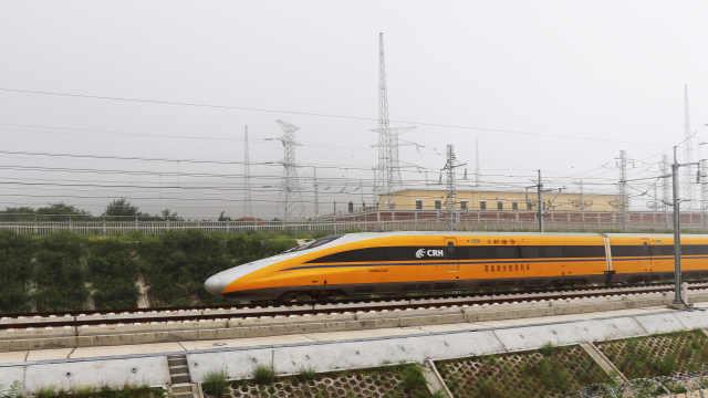 济青高铁通车在即!胶州北站已竣工