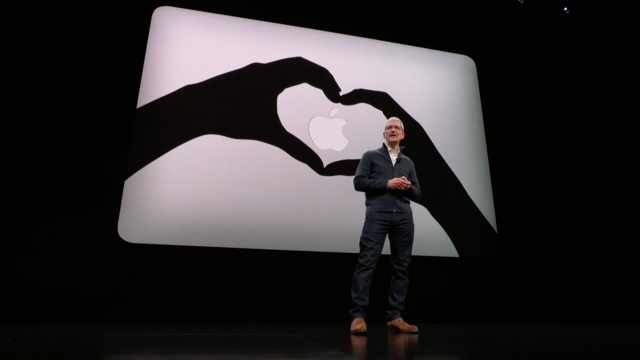 2分钟看完2018苹果10月新品发布会