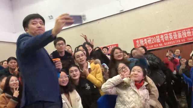 考研党见张雪峰变痴狂:为了他考研