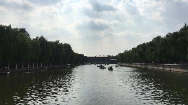回来了我的大北京之参观国家博物馆