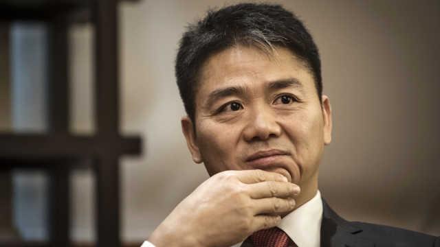 刘强东风波后首发声:我面临四件事
