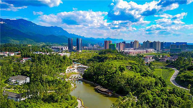 发展相册之绿色中国