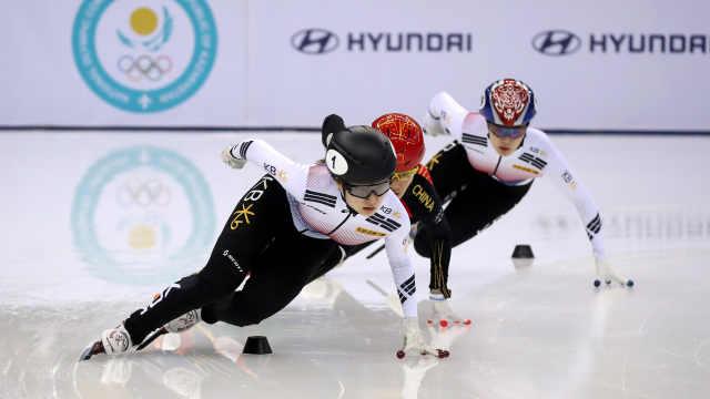 韩国再下黑手:把中国选手推出赛道