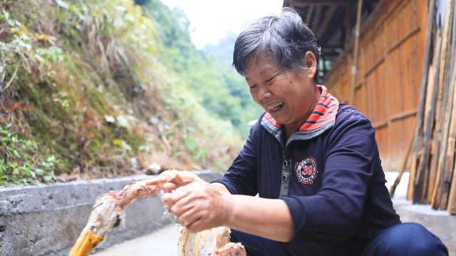 大山深处的农家乐,看中国扶贫变化