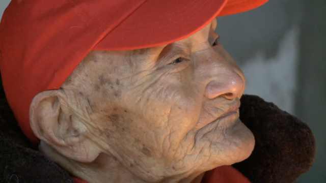 94岁抗战兵寻亲65年,找到64岁女儿