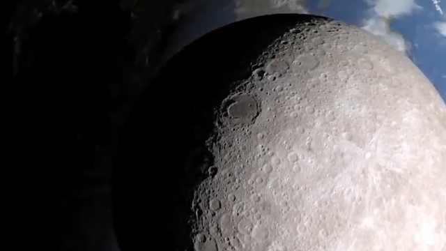 月球背面到底藏了什么?