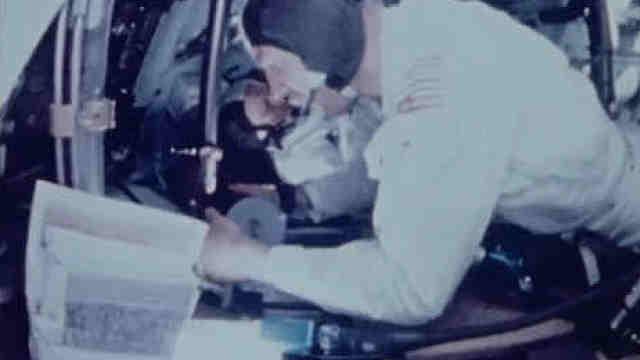 阿波罗8号发射50周年