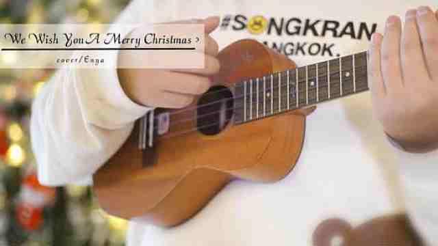 太欢乐啦!圣诞歌这么弹唱才够味