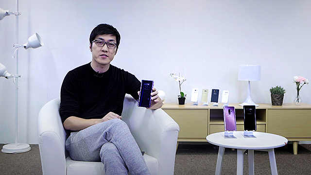 王自如深度测评三星Note9 & S9 +下