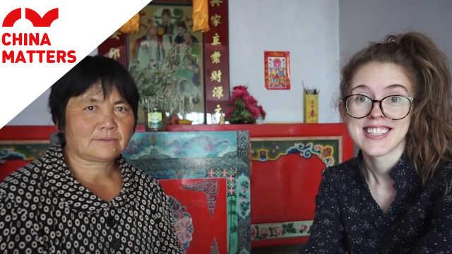 """""""洋媳妇""""和中国婆婆的故事"""