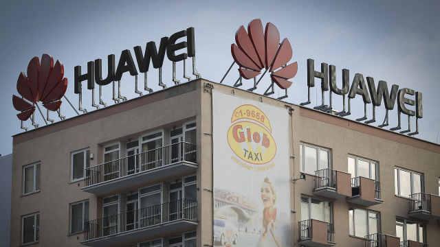 华为发布首款5G基站芯片天罡芯片