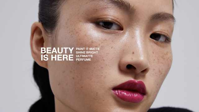 ZARA回应:中国模特满脸雀斑非丑化