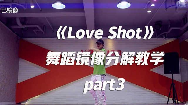 EXO《Love Shot》舞蹈镜像教学p3