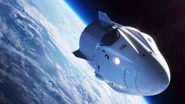 升空!SpaceX载人飞船首飞宣告成功