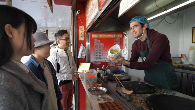在中国摊煎饼真的能月入5万吗?