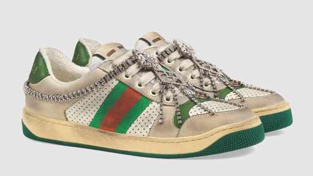 Gucci脏脏鞋卖上万,遭网友狂吐槽