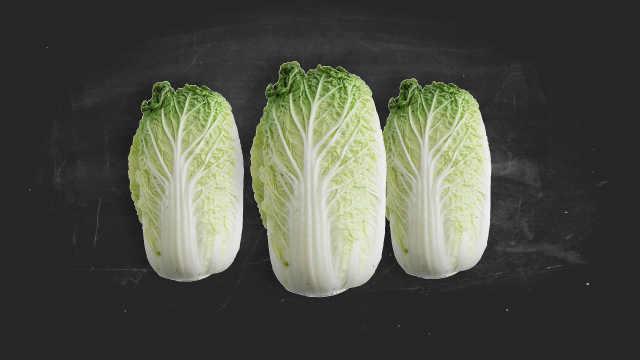 大白菜的神奇身世