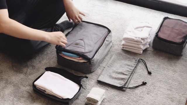 行李箱该如何整理