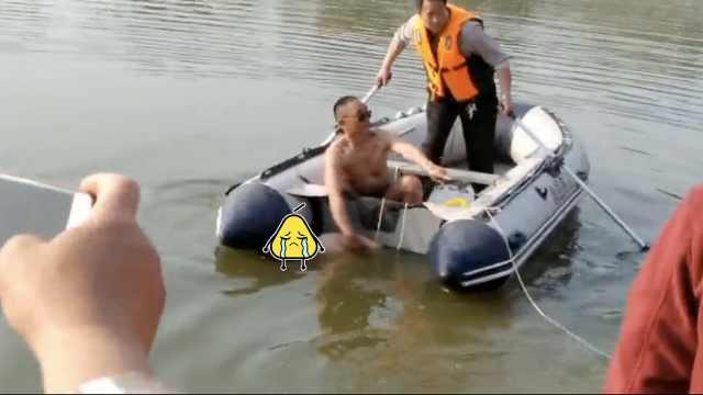 同学拉上岸又下水,高中生游泳溺亡