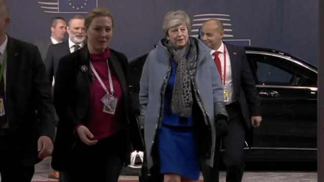 欧盟英国同意:脱欧可推迟到10月底