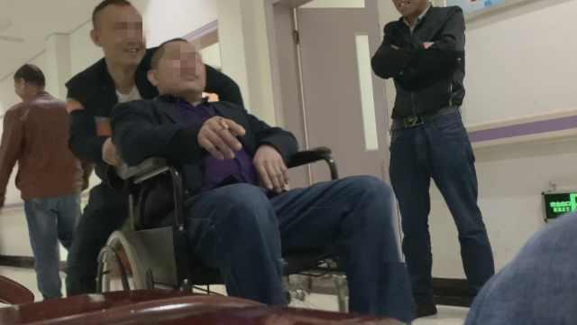 怪!工伤病人住院,不打针吃药只打牌
