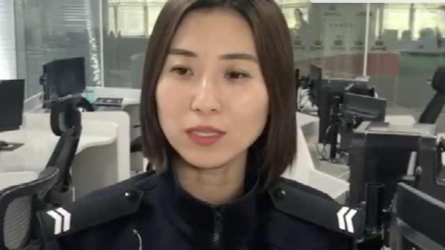 女警保持通话30分钟,救下轻生女子