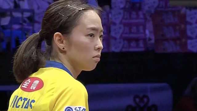 日本队主动纠正裁判:应中国队得分