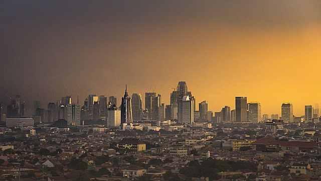 印尼首都将迁出雅加达,或因人太多