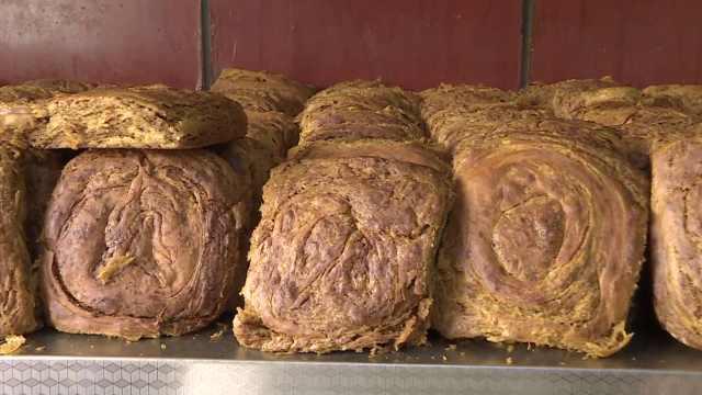周游世界的红糖酥饼:比主人先出国
