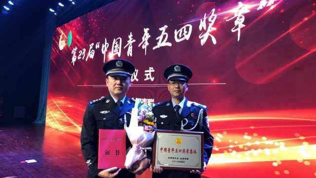 梨视频镜头下的中国青年五四奖得主