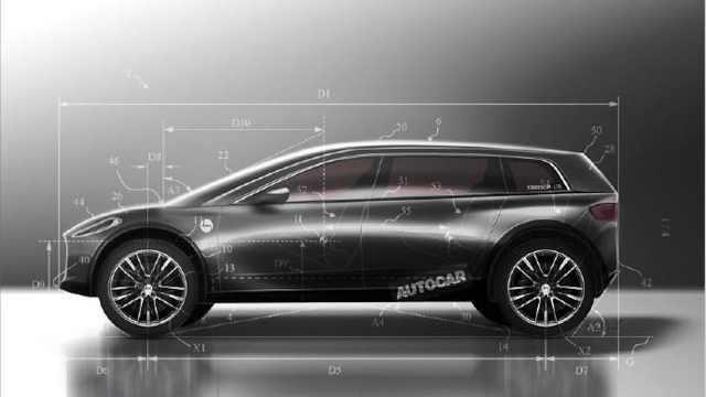 戴森电动汽车要来了:专利图曝光