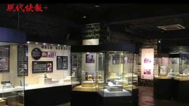 南京明城墙里,有一家玉文化博物馆