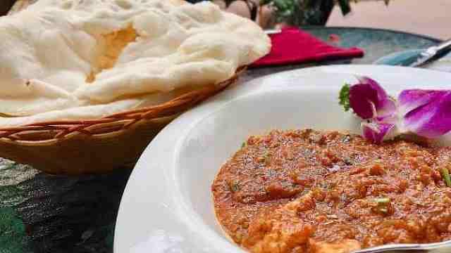 打卡阿拉伯餐厅
