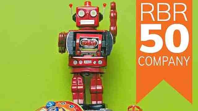 50强机器人出炉,中国两家企业上榜