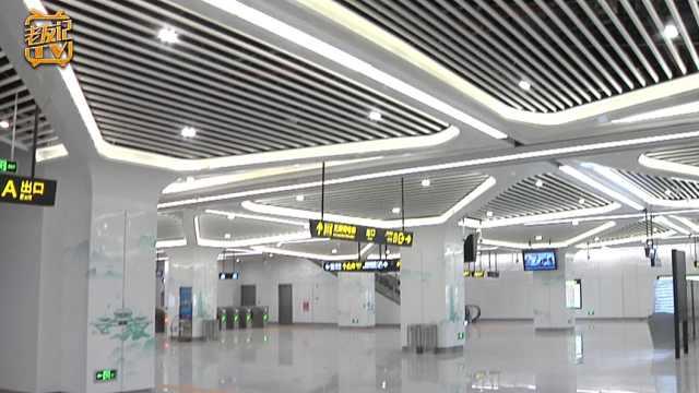 南宁网红地铁站青秀山站