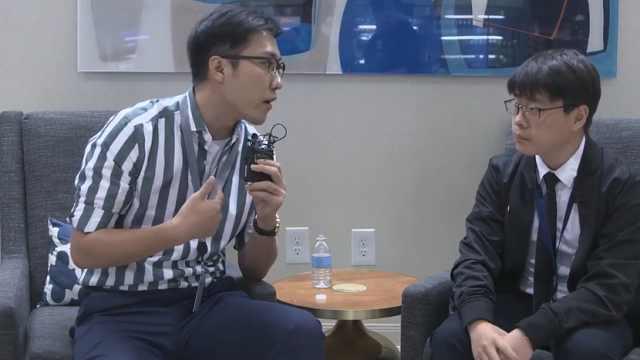 WWDC现场,王自如对话苹果开发者2