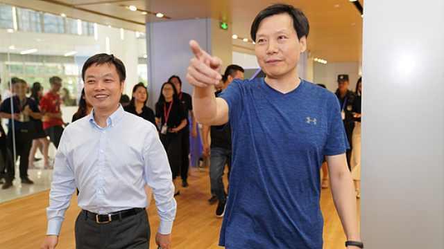何小鹏:创业真的需要遇到贵人