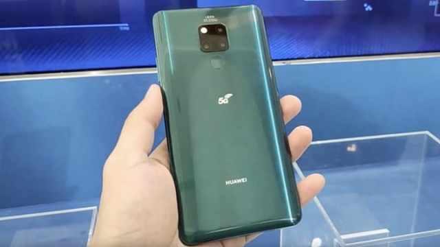 华为推双卡5G手机,小米CC外观曝光