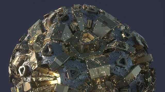 黃金小行星讓地球人人都是億萬富豪