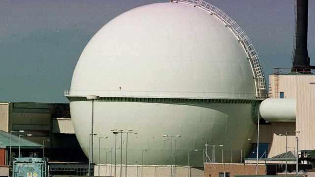蘇格蘭核電站放射性污染20天后公布