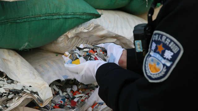 洋垃圾禁令后,中国改变了世界标准