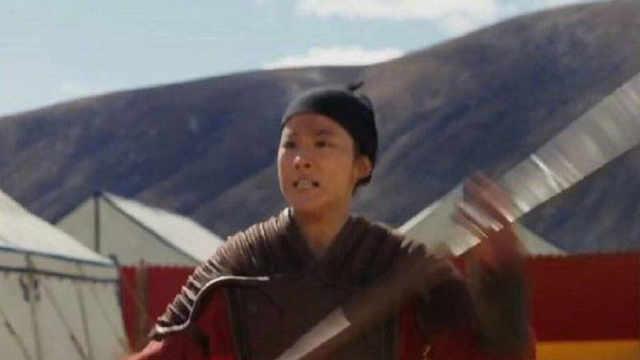 《花木兰》预告片国外网友媒体好评