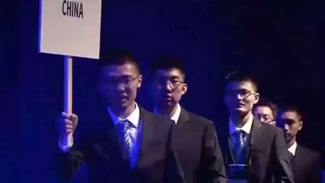 国际物理奥赛中国团体第一:5人5金