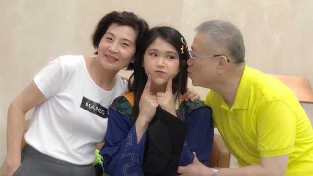 父母一段话让清华台湾女毕业生泪目