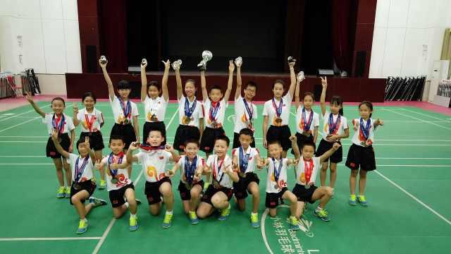 小学生跳绳世界杯揽60金,教练揭秘