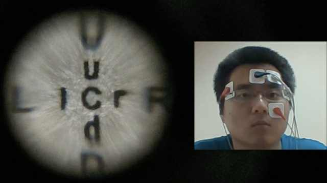 中美科学家研发出可变焦隐形眼镜