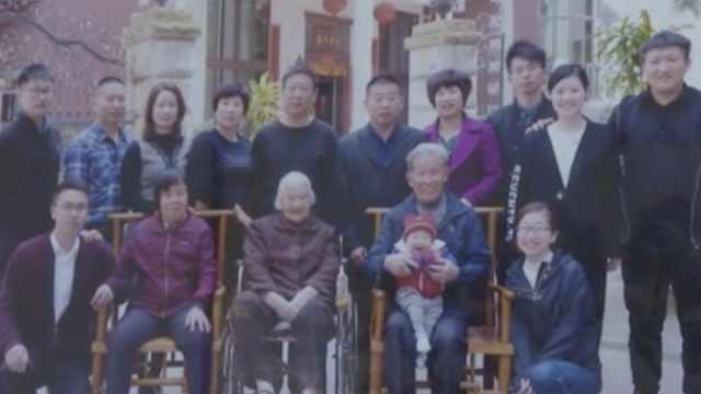 百岁老人辞世,捐100万元存款助学