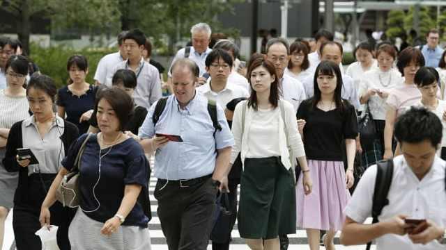 日本女性就业人数66年来首超3000万
