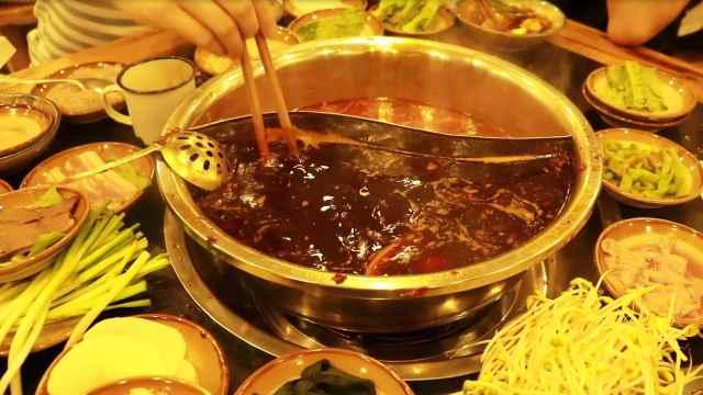 老重庆3拖1火锅,菜单全点才288元
