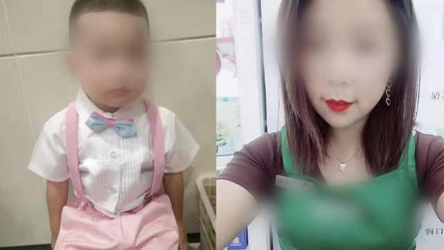 5岁男童被虐打致死,亲妈曾争取抚养